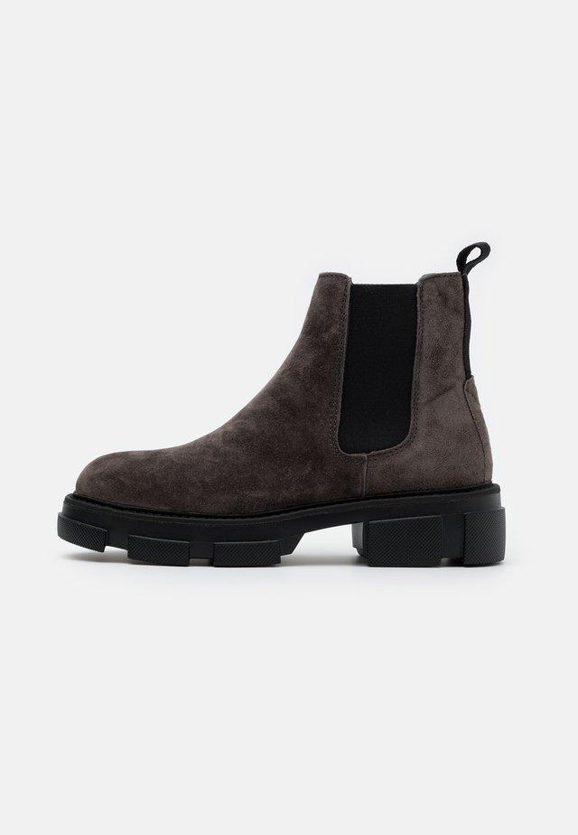 ALMA - Kotníkové boty na platformě - iman