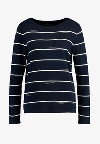 Gerry Weber Casual - 1/1 ARM - Jumper - blau/ecru/weiss - 3