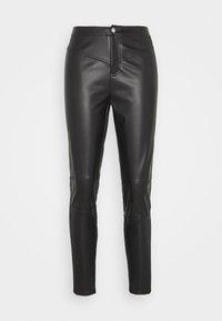 Calvin Klein Jeans - Trousers - black - 4