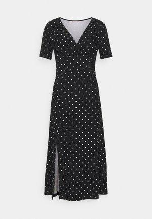 Vestido ligero - black/white