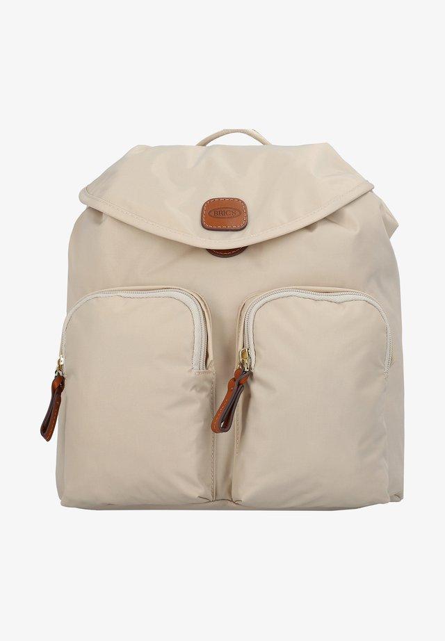 X-TRAVEL - Rugzak - beige-leather