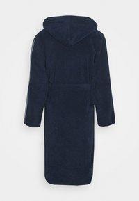 Emporio Armani - BATHROBE - Dressing gown - navy blue - 1