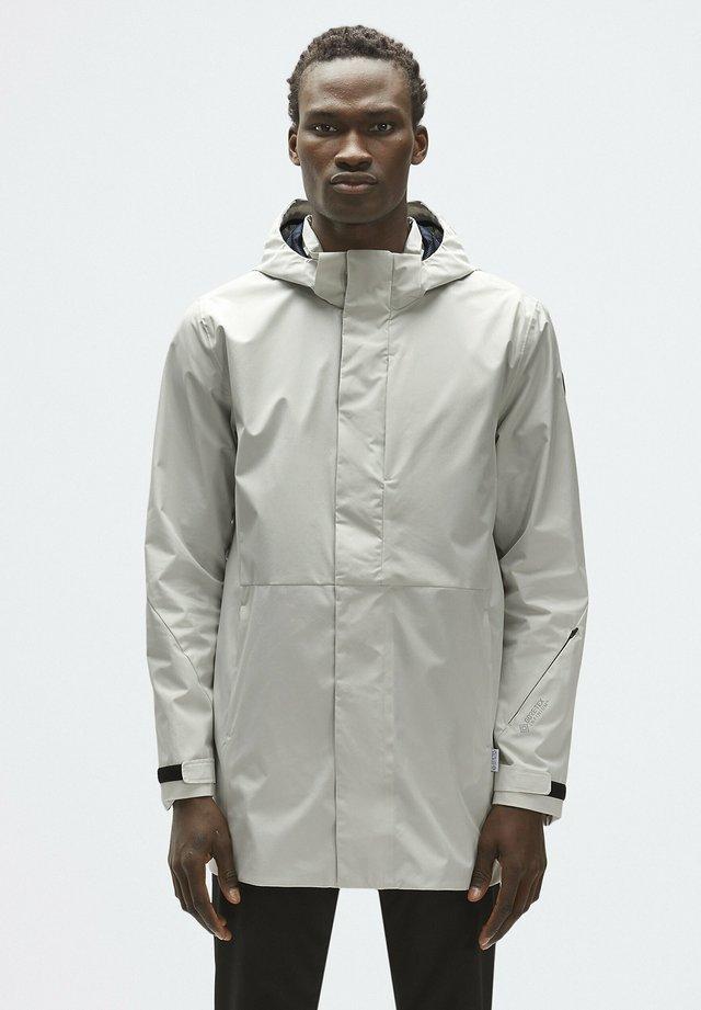 Abrigo de invierno - grey