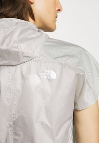 The North Face - GLACIER WIND JACKET  - Training jacket - wrought iron - 4