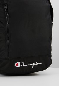 Champion Reverse Weave - BACKPACK - Ryggsäck - black - 8