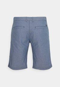 TOM TAILOR DENIM - Shorts - blue/white - 1