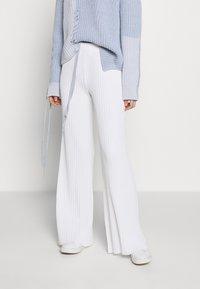 MRZ - TROUSERS - Kalhoty - white - 0