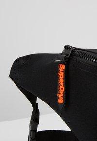 Superdry - FULL MONTANA BUM BAG - Bum bag - black - 7