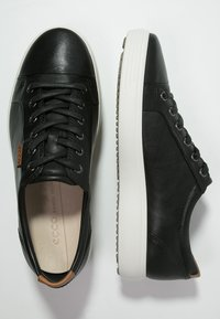 ECCO - SOFT 7 - Sneaker low - black - 1