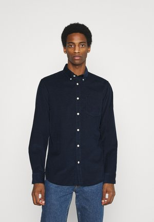 SLHSLIMOSCAR - Skjorta - navy blazer