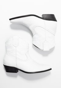 Steven New York - IVA WESTERN - Cowboystøvletter - white - 3