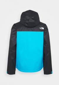 The North Face - Waterproof jacket - blue/black - 6