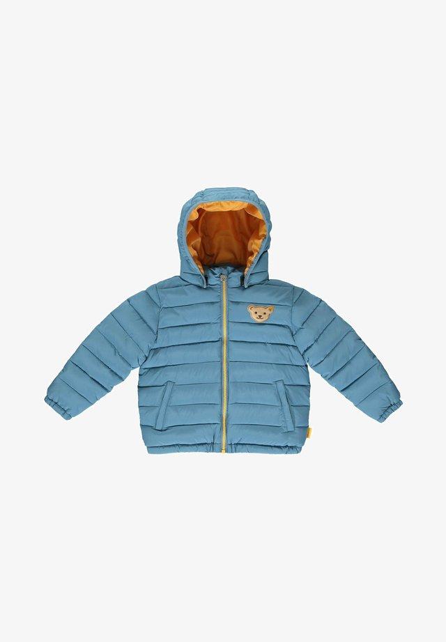MIT REFLEKTOR - Winter jacket - coronet blue