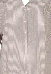 Zizzi - Blouse - quail stripe - 4