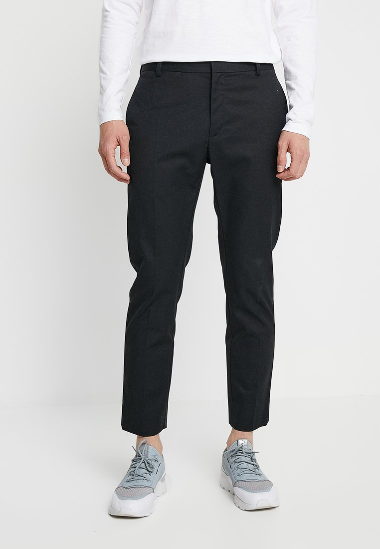 Wood Wood - TRISTAN TROUSERS - Trousers - black