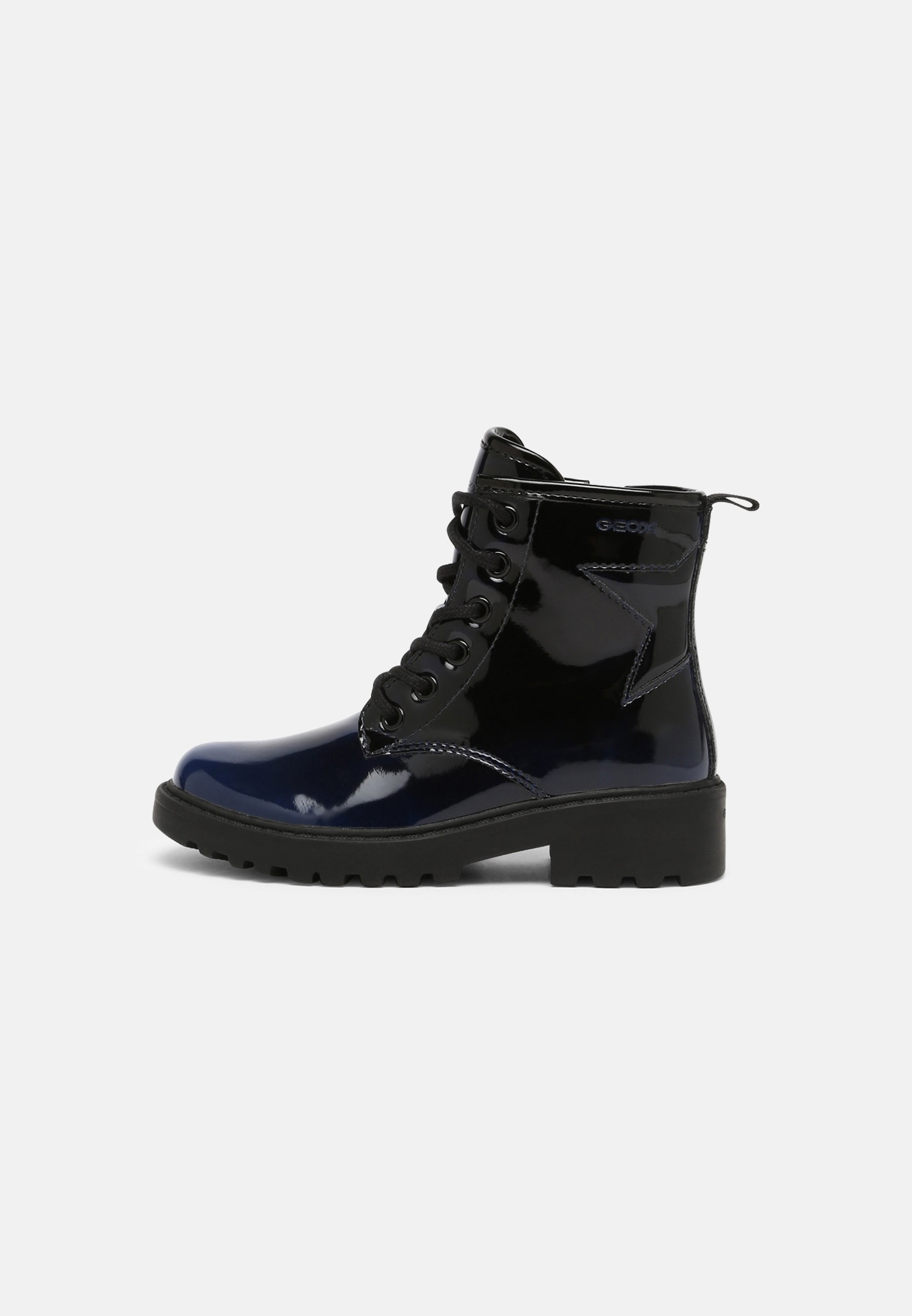 Kids CASEY GIRL - Lace-up ankle boots