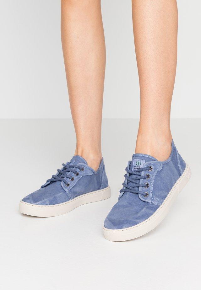 Sneakers basse - celest enz