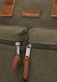 Kidzroom - DIAPER BAG VISION OF LOVE - Luiertas - green - 5