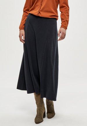 LANA  - A-line skirt - black