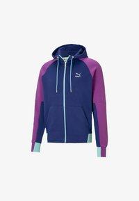 Puma - Zip-up hoodie - elektro blue - 3