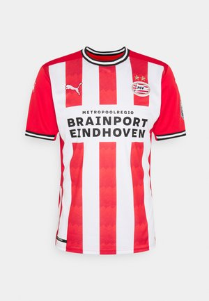 PSV EINDHOVEN HOME REPLICA - Club wear - high risk red/white