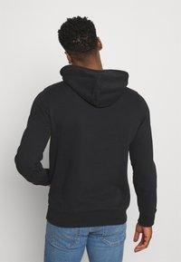 Hollister Co. - TECH LOGO - Sweatshirt - black - 2