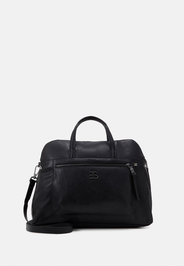HILARY SET - Laptop bag - black