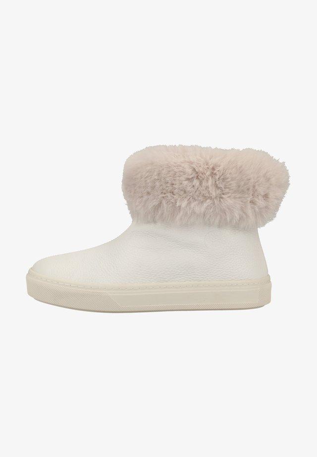 Snowboots  - white