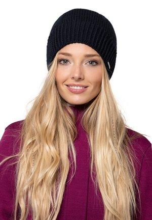 GÖSLESWAND - Mütze - schwarz