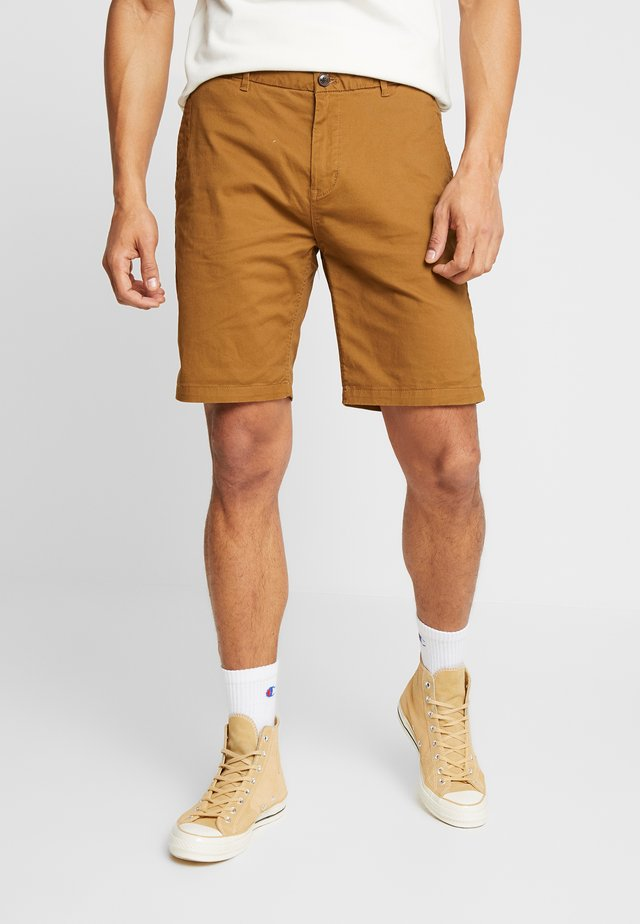 Shorts - walnut