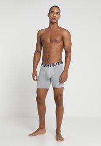 Under Armour - CHARGED 3 PACK - Underkläder - royal/academy/mod grey medium heather - 0
