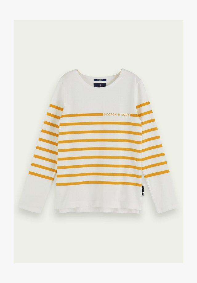 BRETON - Långärmad tröja - combo b
