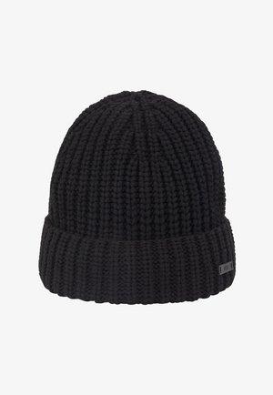 MANIAS - Bonnet - black