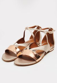 IZIA - Sandals - gold - 3