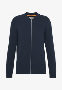 TOM TAILOR DENIM - Zip-up hoodie - sky captain blue - 3