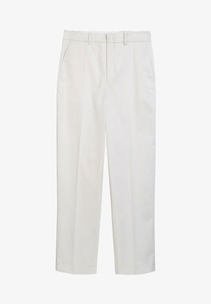 STUDY - Trousers - off white