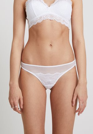 SPOTLIGHT - Thong - white