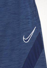 Nike Performance - DRY ACADEMY SHORT  - Sports shorts - blue void/white - 2