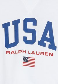 Polo Ralph Lauren - GRAPH  - Sweatshirt - pure white - 4