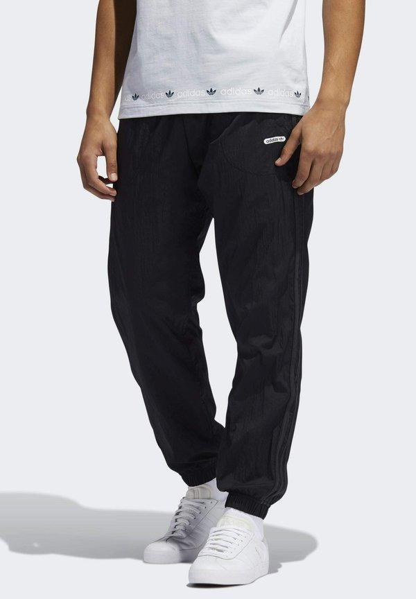 adidas Originals Spodnie treningowe - black/czarny Odzież Męska IVWC