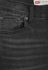 Levi's® - 512 SLIM TAPER - Jeans slim fit - grey denim - 3