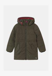 s.Oliver - Winter coat - khaki/oliv - 0