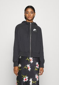Nike Sportswear - Sudadera con cremallera - black/white - 0