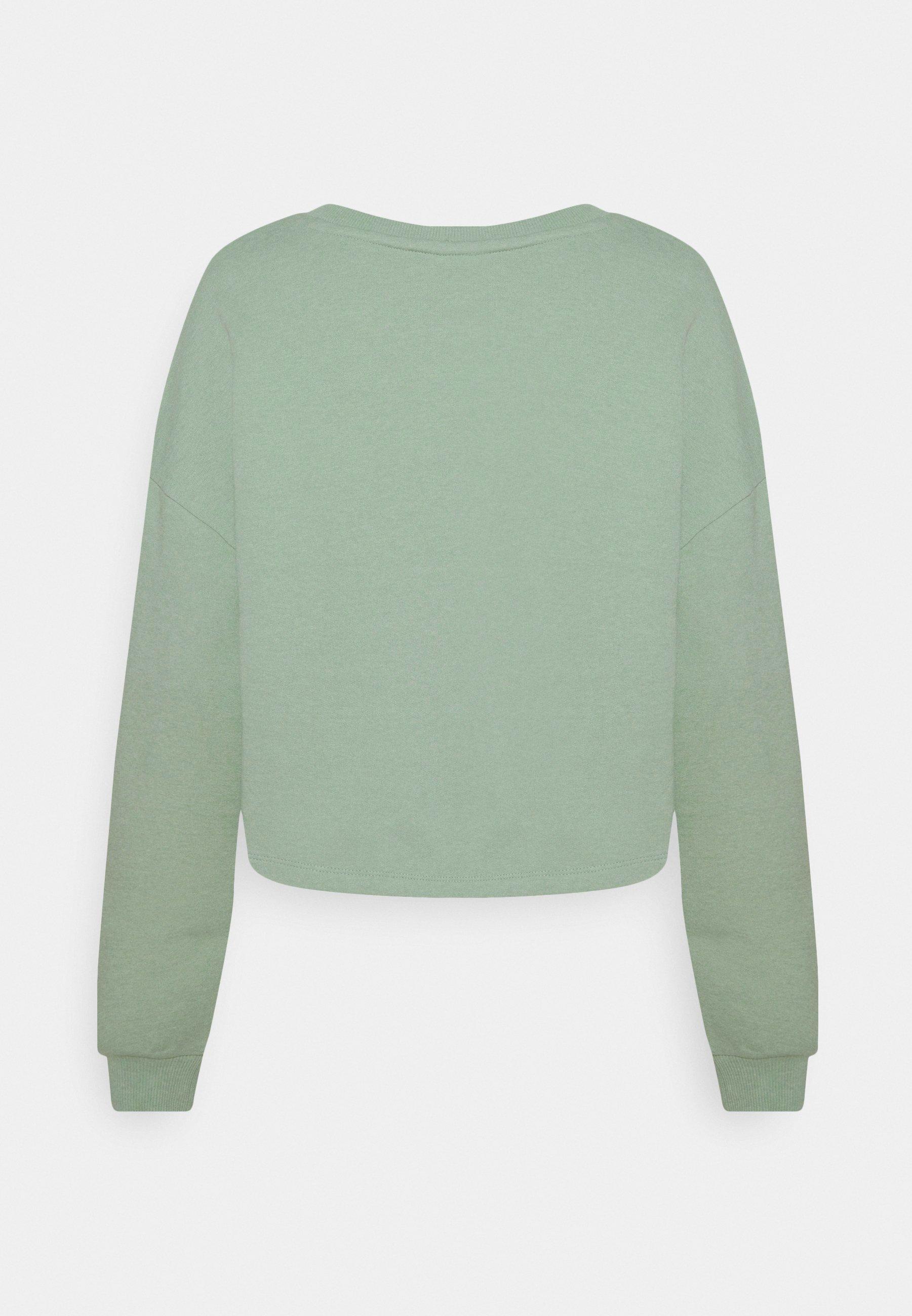 Women ONYFAVE LIFE ONECK CROPPED - Sweatshirt