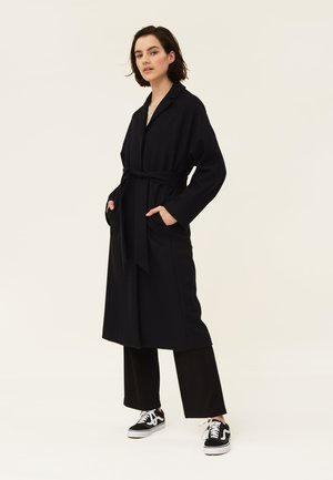 ALICE - Classic coat - dark blue