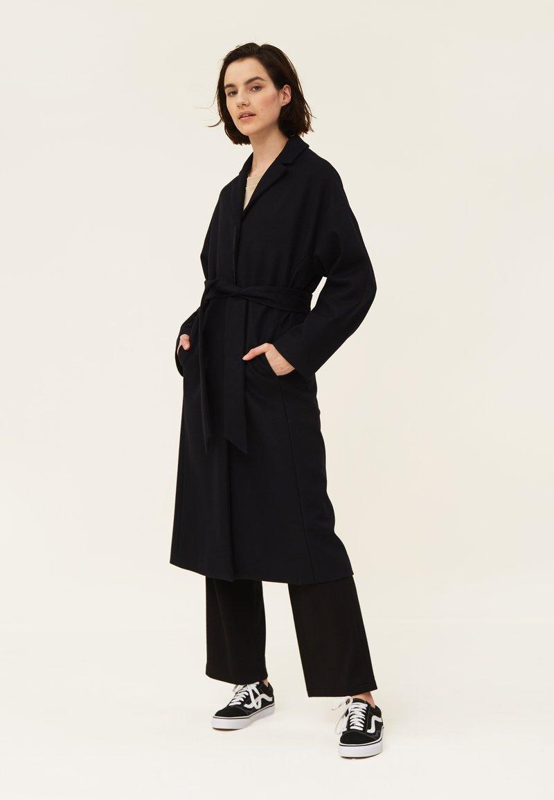 Lexington - ALICE - Classic coat - dark blue