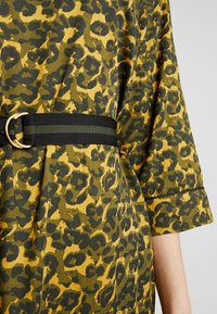 Freequent - Day dress - olive night - 6