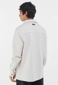 Bershka - Summer jacket - beige - 2