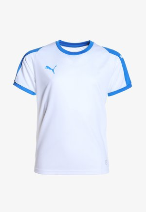 LIGA  - Camiseta de deporte - white/electric blue