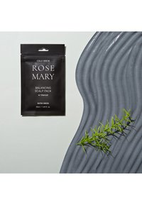 RATED GREEN - COLD BREW ROSEMARY BALANCING SCALP PACK W/ CHARCOAL 2 PACK - Hair set - - - 1